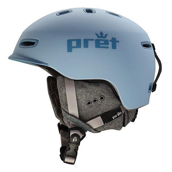 Pret Lyric Womens Helmet, Rubber Powder, 600