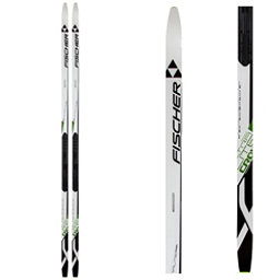 Fischer Ultralite Crown EF Cross Country Skis 2017, , 256