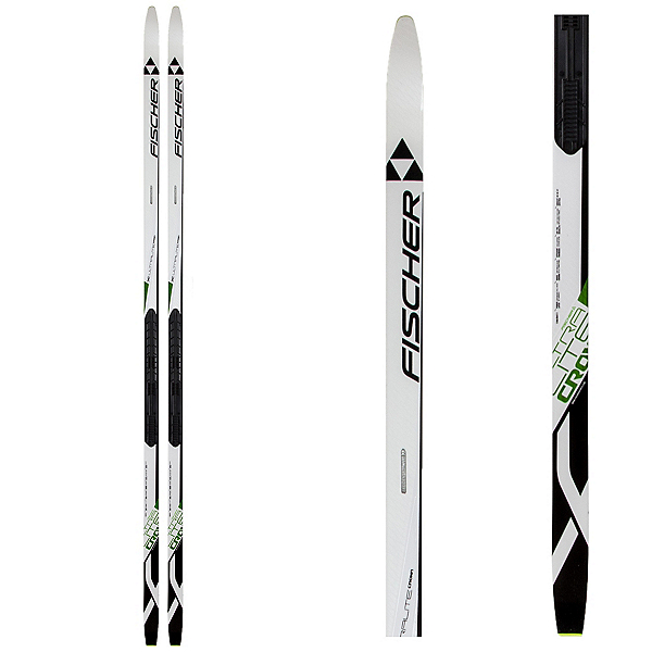 Fischer Ultralite Crown EF Cross Country Skis, , 600