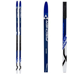 Fischer Fibre Crown EF Cross Country Skis 2017, , 256