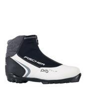 Fischer XC Pro My Style Womens NNN Cross Country Ski Boots 2017, Black, medium