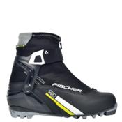 Fischer XC Control NNN Cross Country Ski Boots 2017, Black-White, medium