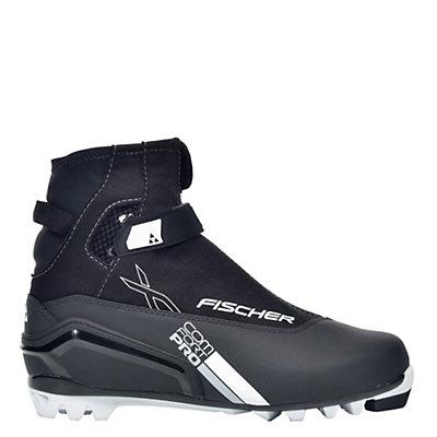 Fischer XC Comfort Pro NNN Cross Country Ski Boots 2017, Black-Silver, viewer