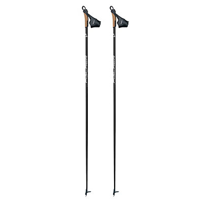 Fischer RC3 Carbon Cross Country Ski Poles 2017, Black, viewer