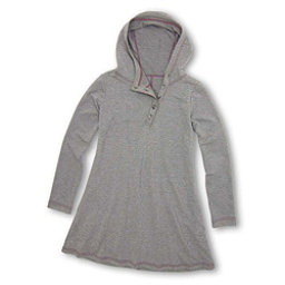 Purnell French Terry Tunic, Heather Grey, 256