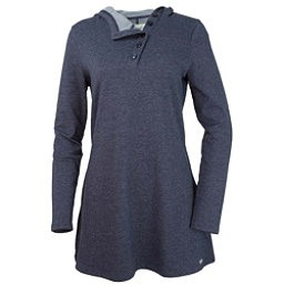 Purnell French Terry Tunic, Heather Blue, 256