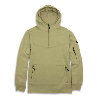 Purnell Hoodie For Backpacks, Olive, viewer