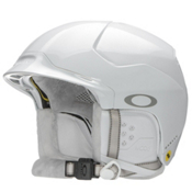Oakley MOD 5 MIPS Helmet 2017, Polished White, medium