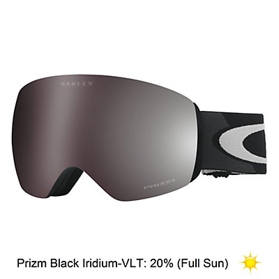 Oakley Flight Deck Prizm Torstein Horgmo Goggles 2017, Nexus Iron-Prizm Black Iridium, viewer
