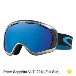 Oakley Aksel Svindal Canopy Goggles, Digi Samo Stealth-Prizm Sapphi, 256