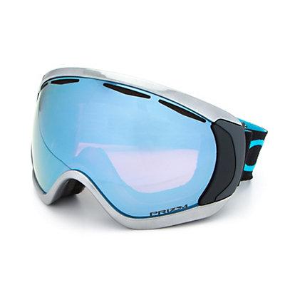 Oakley Aksel Svindal Canopy Goggles, Digi Samo Stealth-Prizm Sapphi, viewer