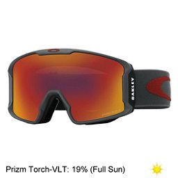 Oakley Line Miner Prizm Goggles 2017, Iron Brick-Prizm Torch Iridium, 256