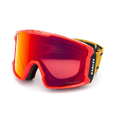 Oakley Line Miner Prizm Goggles, Iron Brick-Prizm Torch Iridium, viewer