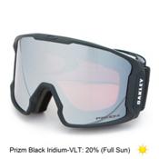 Oakley Line Miner Prizm Goggles 2018, Matte Black-Prizm Black Iridiu, medium