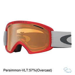 Oakley O2 XL Goggles, Red Oxide-Persimmon, 256