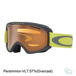Oakley O2 XM Goggles, Iron Citrus-Persimmon, 256