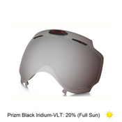 Oakley Airwave 1.5 Goggle Replacement Lens 2017, Prizm Black Iridium, medium