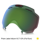 Oakley Airwave 1.5 Goggle Replacement Lens 2017, Prizm Jade Iridium, medium