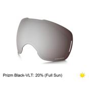 Oakley Airbrake XL Goggle Replacement Lens 2017, Prizm Black Iridium, medium