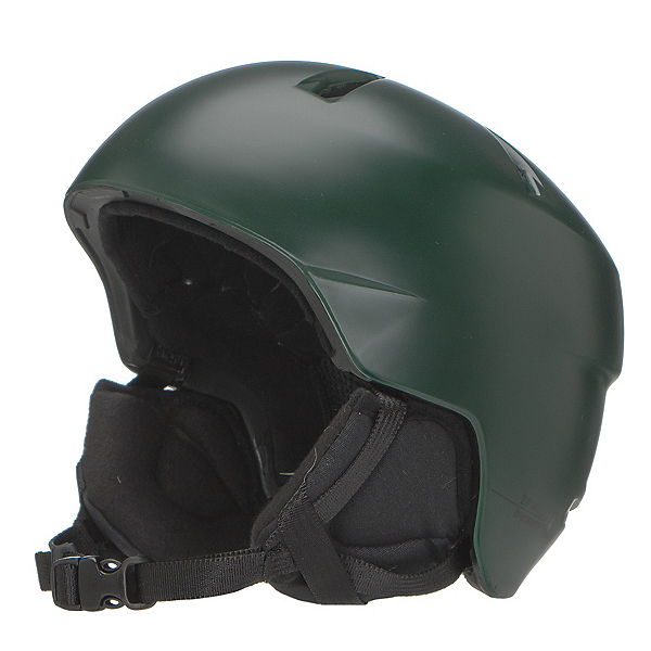 Bern Weston Helmet, Satin Hunter Green, 600