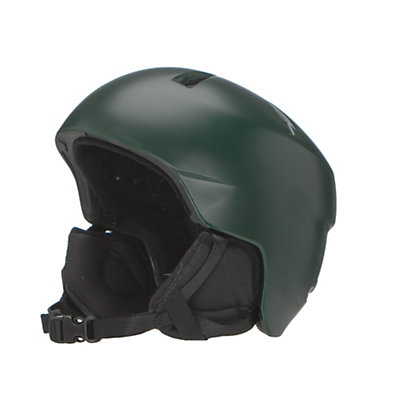 Bern Weston Helmet 2017, Satin Hunter Green, viewer