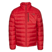 The North Face Aconcagua Mens Jacket, Cardinal Red, medium