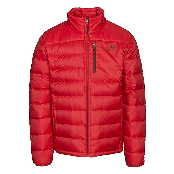 The North Face Aconcagua Mens Jacket, Cardinal Red, 600