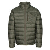 The North Face Aconcagua Mens Jacket, Climbing Ivy Green, medium