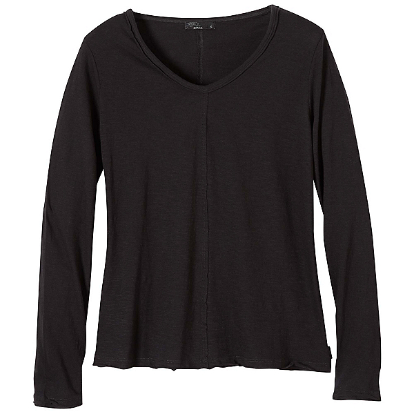 Prana Romina Womens Shirt, Black, 600