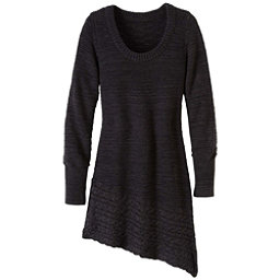 Prana Felicia Tunic Womens Sweater, Coal, 256