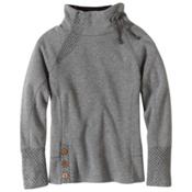 Prana Lucia Womens Sweater, Black, medium