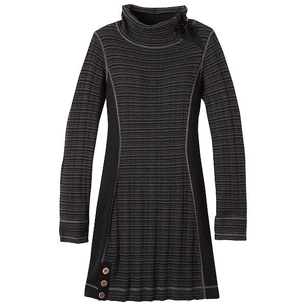 Prana Kelland Womens Dress, Coal, 600