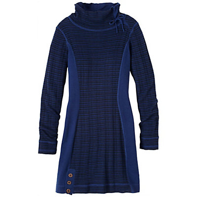 Prana Kelland Dress, Coal, viewer