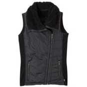 Prana Diva Womens Vest, Black, medium