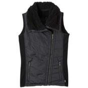 Prana Diva Womens Vest, Black, medium