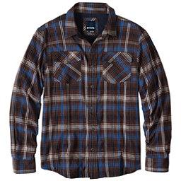 Prana Asylum Flannel Flannel Shirt, Raisin, 256