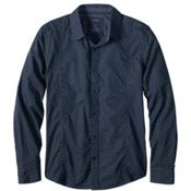 Prana Lukas Slim Mens Shirt, Nautical, medium