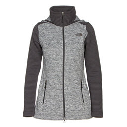 The North Face Indi Hoodie Parka, Lunar Ice Grey Heather-Asphalt, 256