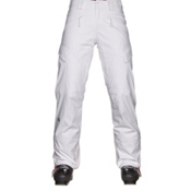The North Face Gatekeeper Womens Ski Pants, TNF White, medium