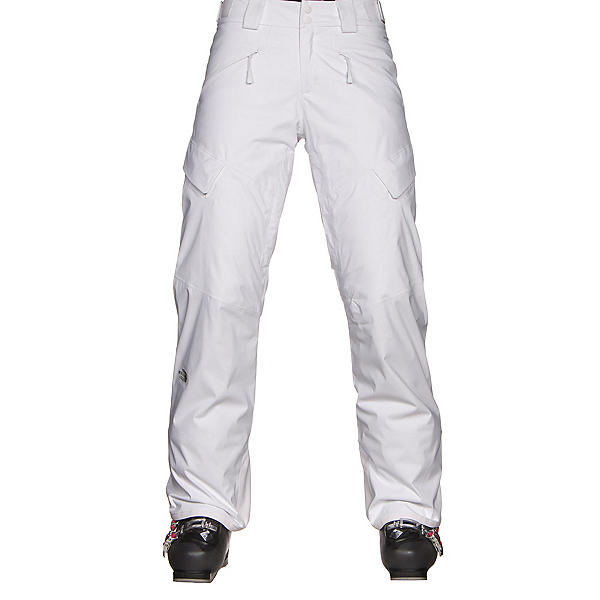 The North Face Gatekeeper Womens Ski Pants, TNF White, 600