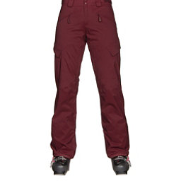 The North Face Gatekeeper Womens Ski Pants (Previous Season), Deep Garnet Red, 256