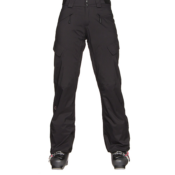 The North Face Gatekeeper Womens Ski Pants, TNF Black, 600
