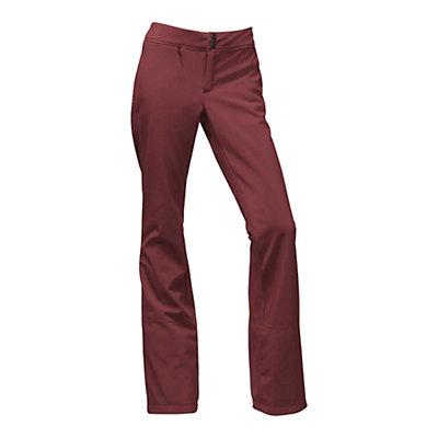 The North Face Apex STH Womens Ski Pants, Deep Garnet Red, viewer