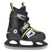 K2 Raider Boys Ice Skates, Black-Yellow, medium