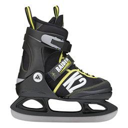 K2 Raider Boys Ice Skates, Black-Yellow, 256
