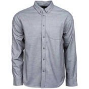 United By Blue Banff Wool Shirt Mens Shirt, Grey, medium