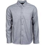 United By Blue Banff Wool Shirt Mens Shirt, Grey, medium