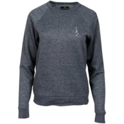 United By Blue Sun Mtn Crew Pullover, Charcoal, medium