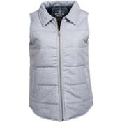 United By Blue Martel Wool Vest Womens Vest, Grey, medium