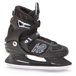 K2 F.I.T. Ice Skates, Black-Gray, 256